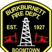 Burkburnett Fire and EMS Logo