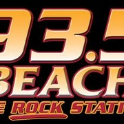 The Beach - WZBH Logo