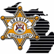 Macomb County Police and Fire Logo