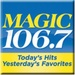 Magic 106.7 - WMJX Logo