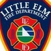 Little Elm Fire Logo