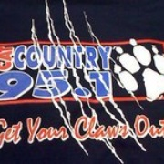 Cat Country 95.1 - KATC-FM Logo
