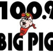 The Big Pig - WRCE Logo