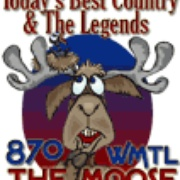 AM870 The Moose - WMTL Logo