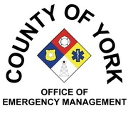 York County Fire, ATR and EMA Logo