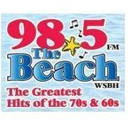 The Beach - WSBH Logo