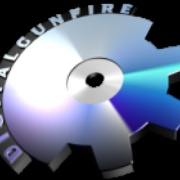 Digital Gunfire Radio Logo