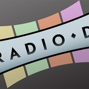 Radio D Musical Logo