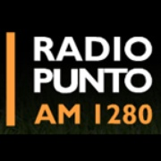 AM 1280 Radio Punto Logo