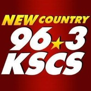 The Big 96.3 - KSCS Logo