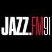 JazzFM91   Oscar Peterson Channel Logo