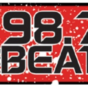 The Beat 98.7 - WRVZ Logo