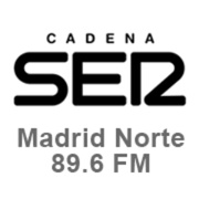 SER Madrid Norte 89.6 Logo
