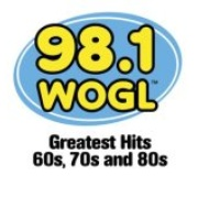 WOGL Greatest Hits - WOGL-HD2 Logo