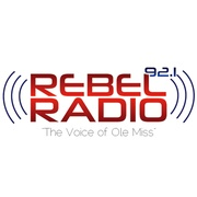 Rebel Radio 92.1 - WUMS Logo