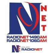 Radio NET 1490 AM - XECJC Logo