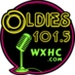 Oldies 101.5 - WXHC Logo