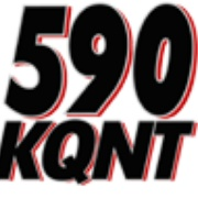 News Talk 590 - KQNT Logo
