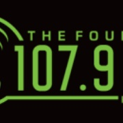 107.9 The Fountain Logo