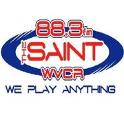 The Saint - WVCR-FM Logo