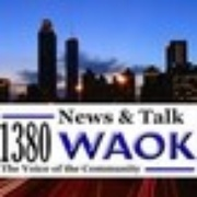 News & Talk 1380 - WAOK Logo