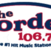 The Border 106.7 - WBDR Logo