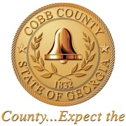 Cobb Country Goverment TV23 Logo