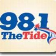 The Tide - CHTD-FM Logo
