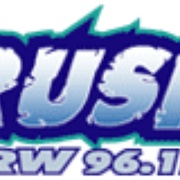 The Rush - CKRW-FM Logo