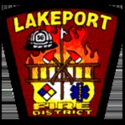 Lake County Fire Districts Logo