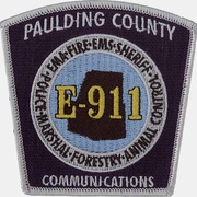 Paulding County Sheriff and Fire Logo