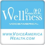 VoiceAmerica Health and Wellness Logo