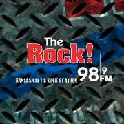 The Rock! - KQRC-FM Logo