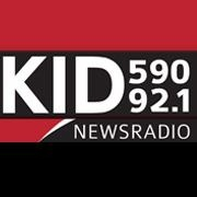 News Radio 590 - KID Logo