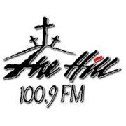 KHLL 100.9 FM The Hill Logo