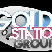 Gold Station Radio Logo
