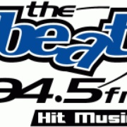 The Beat 94.5 Logo