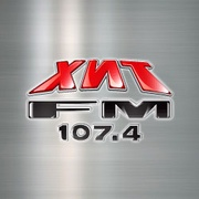 Hit FM Top 100 107.4 Logo