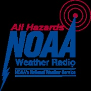 NOAA Weather Radio - WXJ60 Logo