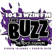 The Buzz - WZIN Logo