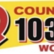 Q-Country 103.7 - WQNY Logo
