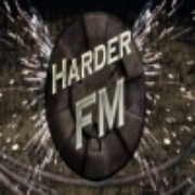 HARDER FM THE HARDERSOUND Logo