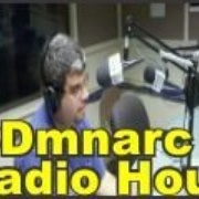 The Dmnarc Radio Hour Logo