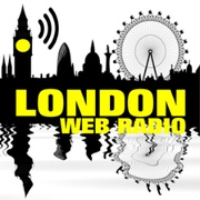 London Web Radio Logo