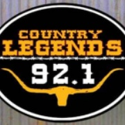 Country Legends 92.1 - KTFW-FM Logo