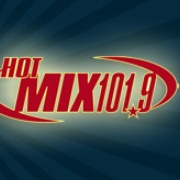 Hot Mix 101.9 - KMXF Logo