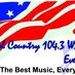 Cool Country - WSKE Logo