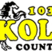 Country 103.7 - KQLT Logo