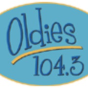 Oldies 104 - WWOD Logo