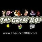 The Great 80s Logo